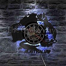 YINU 1Piece Australia Wall Clock Sydney Opera