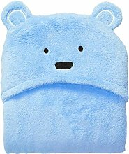 Yinuoday Baby Hooded Towel, Soft Comfortable Baby