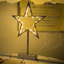 Yinyimei LED Desk Lamp LED night lamp Star light