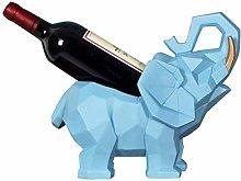 YIONGA CAIJINJIN Wine Rack Decorations Art Craft