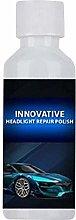 Yiran Headlight Polish Kit Oxidation Liquid Lens