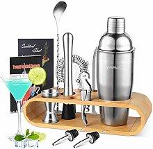 YISSVIC Cocktail Shaker Cocktail Making Set