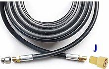 YISUNF 10m Sewer Drain Water Cleaning Hose Pipe