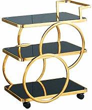 YISUNF Rolling Cart Service Trolley/Storage