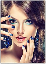 yitiantulong Modern Fashion Beauty Art Canvas