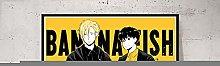yitiantulong Print On Canvas Banana Fish Anime