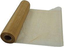 Yiwu AKA 26M X 29CM Organza Roll Sash Fabric Chair