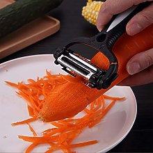 YiXing 3 in 1 Vegetable Fruit Potato Carrot Peeler