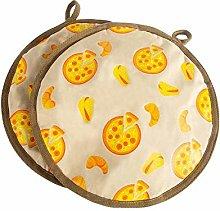 YIYIO 2Pack 12Inch Tortilla Pancake Warmer Pouch
