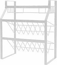 YIYU Stainless Steel Kitchen Rack Landing THREE