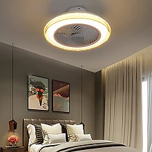YIYUN Gold Ceiling Fans Lighting with Remote