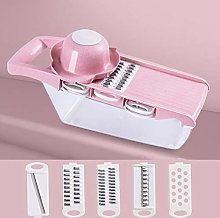 Yizc Multifunctional Onion Chopper Dicer Slicer