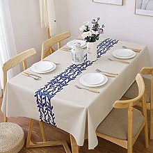 YIZHUO Tablecloth Tablecloth Rectangular and USA