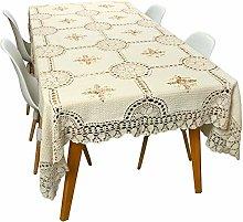 Yizunnu Handmade Crochet Table Cloths Vintage