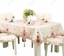 YIZUNNU Rectangular Table Cloths Vintage