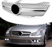 YJCJNB Car Center Mesh Grill For Mercedes Benz