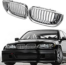 YJCJNB Car Front Kidney Bumper Grill Grill Front