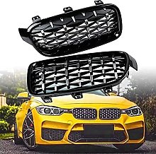 YJCJNB M Car Front Kidney Bumper Grille Grill
