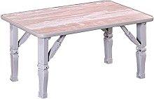 YJDQ Folding Desk Table,Breakfast Tray with