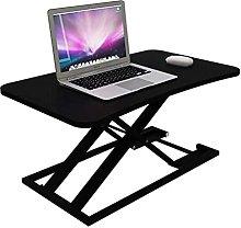 YJDQ Folding Desk Table,Laptop Bed Table,