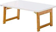 YJDQ Folding Desk Table,Multifunction Lap Desk