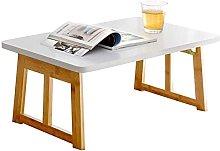 YJDQ Folding Desk Table,Standing Desk Portable Bed