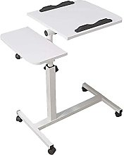 YJDQ Folding Desk Table,Working Computer Desk for