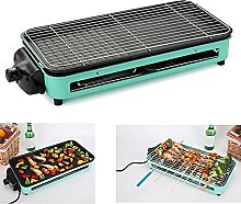YJDQ Grill Electric, Smokeless Electric Grill,