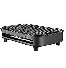 YJDQ Grill Electric, Versatile Griddle with
