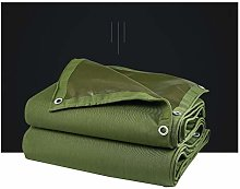 YJFENG 0.8mm Heavy Tarpaulin Cover, Flame