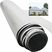 YJFENG Greenhouse Shed Plant Grow Cover Black and