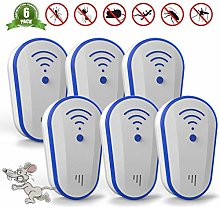 YJHH Ultrasonic Pest Repeller Plug in, Electronic