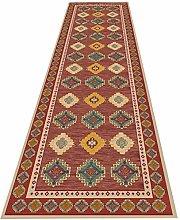 YJRBZ Classic Hallway Runner Rug, Long Carpets