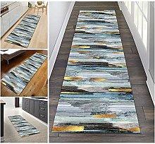 YJRBZ Contemporary Narrow Area Rug Hallway Carpets