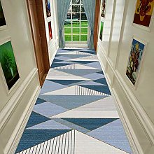 YJRBZ Nordic style Passage Runner Rug for Hallway,