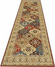 YJRBZ Vintage Hallway Runner Rug Long Carpets
