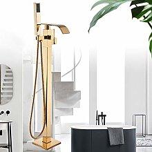 YJRIC Floor faucet Bathtub Shower Faucet Floor