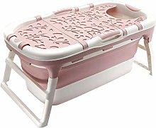 YJTGZ Portable Folding Bathtub Adult,Portable