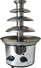 YJXSZ 4-layer Stainless Steel Electric Chocolate