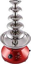 YJXSZ Chocolate Fountain Machine Five-layer