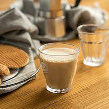 YJYDD Duralex Picardie Glass Espresso Cups Shot