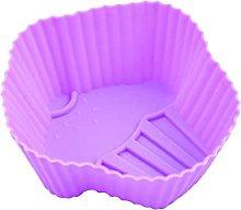 YKPBGQ Cake Mold Silicone 10Pcs Household Cake