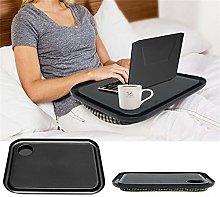 YL Portable 42 X 33cm Handy Lap Tray Laptop Table