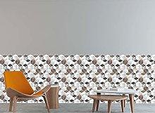 Ylight 3d Mosaic Wall Panel Self Adhesive Wall