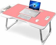 YLJJ Laptop Bed Table Foldable Lap Desks
