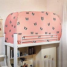 YLLQS Student Dormitory Mosquito Net Bed Canopy