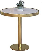 YLMF Modern Furniture Marble Home Bar Table,Easy