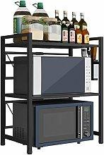 YLongFEI 201 Stainless Steel Kitchen Microwave