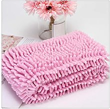 YLSZZTT 1pc Super Absorbent Blanket Quick-Drying