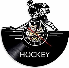 yltian Ice hockey vinyl album reuse record wall